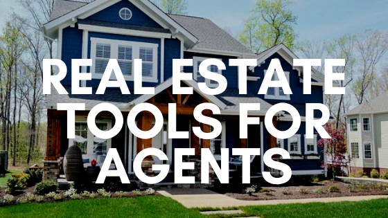 Real Estate Tools for Agents gfdrt